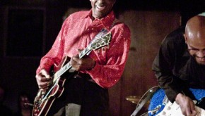 Chuck Berry from 2012