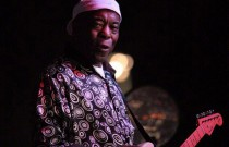 Buddy Guy performs