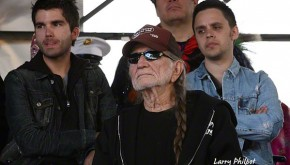 Willie Nelson at Farm Aid